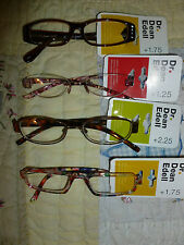 Dr. Dean Edell or Zoom Eyeworks Ladies Fun Reading Glasses NEW Retails $19.99