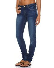 QSD QUIKSILVER LADIES GIRLS LORNE SKINNY JEANS CHOICE OF SIZES NEW HALF PRICE