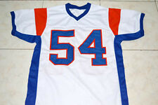 "KEVIN ""THAD"" CASTLE #54 BLUE MOUNTAIN STATE FOOTBALL JERSEY WHITE- ANY SIZE"