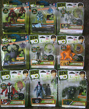 NEW BEN 10 10cm Figures BANDAI OFFICIAL ITEMS