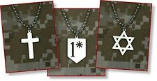 GI Jewelry Pendants for Dog Tags