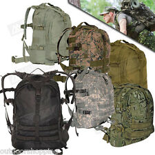 """Tactical Large Transport Pack - Padded Book-Bag, MOLLE ALICE, 19"""" x 15"""" x 8"""""""