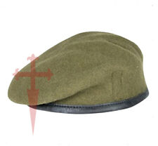 NEW High Quality KHAKI British Army Beret - All Sizes - Infantry HAC