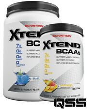 SCIVATION XTEND 375g 30 SERV BUILD LEAN MUCLE BURN FAT RECOVERY PUMP STRENGTH