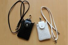 NEW lady girl Iphone/Cell Phone/Rouge/Makeup/Coin Purse Bag Case Wallet