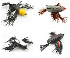 FLIPIN THE BIRD - Leurre Oiseau 7,5cm 17,5g -  Bird Lure - Black Bass, Brochet