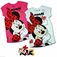 Disney ♥♥ Minnie Mouse ♥♥ T-Shirt  KA ♥ 3 Fb. ♥ 98 104 110 116 122 128 ♥♥ Mickey
