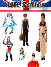 Storybook Fairytale World Book Week Girls/ Boys Fancy Dress Costume Ages 5 to 12