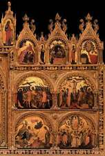 Photo Print Polyptych (detail) Paolo Veneziano - in various sizes jwg-1691