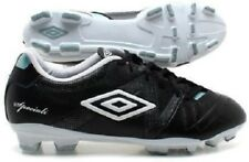 Umbro Speciali 3 Cup A FG Firm Ground Football Boots Black White Chrome