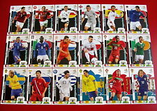 Panini Euro 2012 Adrenalyn Rising Star und Star Player Teil 2 aussuchen / choose