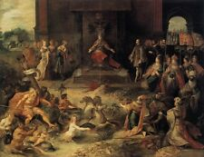Photo/Poster - Allegory - Frans The Younger Francken 1581 1642