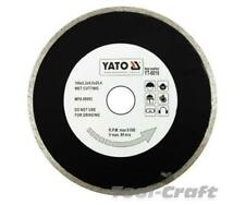 Yato professional tile cutting diamond disc blade tile cutter 115-200mm