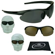 Bifocal Polarized Sunglasses Readers Fishing, Cycling, Driving Anti Glare Mens