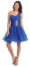 Fun Flirty Prom Homecoming Cocktail Birthday Dance Party Sweet 16 Night Dress