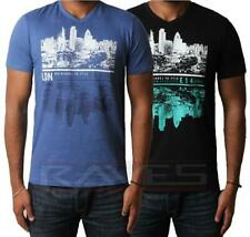 Threadbare MMS 069 mens London t-shirt short sleeve graphic style cotton tee