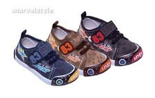 BABY BOYS CANVAS SHOES - TRAINERS - WALKING SHOES UK size 4-7 / EU 20-24 GROOVY!