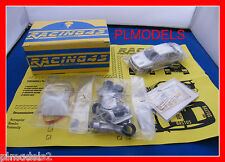 RACING 43 - WHITE METAL RALLY CAR KITS FORD ESCORT COSWORTH 1:43 SCALE