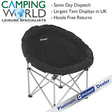 Outwell Comfort Chair XL  - Folding Camping Moon