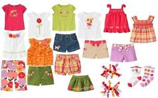Gymboree NWT Girls Pretty Posies tops shorts hair socks 12 M - 5T new puppy