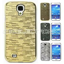 New Gold Silver Shiny Chrome hard case cover for Samsung Galaxy S4 i9500