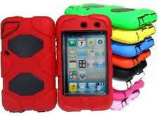 Armor Shock Proof Heavy Duty Case Impact Cover For Apple ipod Touch 4 4th Gen