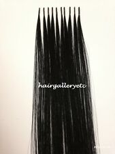 "18"" I-TIP 100% REAL REMY HUMAN HAIR FUSION EXTENSION KERATIN I-TIP QUALITY HAIR"