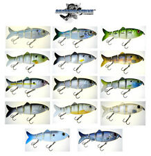 "REACTION STRIKE REVOLUTION SHAD SWIMBAIT 5"" (12 CM) SLOW SINKING select colors"