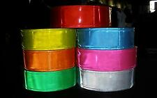 Reflective tape 5cm to sew on to phat pants, hoodies etc