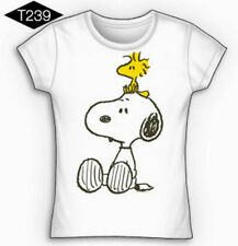"""Officially Licensed """" SNOOPY AND WOODSTOCK"""" T-SHIRT - ASST SIZES"""