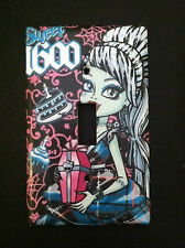 Monster High Sweet 16 Custom Light Switch Plate Cover Home Decor
