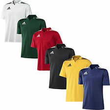 NEW ADIDAS 3 STRIPES RUGBY TRAINING MENS MULTI COLOUR CLIMACOOL JERSEY UK SIZE