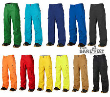 O'NEILL Escape Exalt Mens Snow Ski Pants Trousers Salopettes XS - 2XL