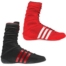NEW ADIDAS ADIPOWER BOXING CORE 2012 MENS BOXING SHOES BOOTS TRAINERS UK SIZES