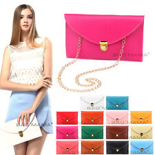 UK WOMENS DESIGNER STYLE PURSE EVENING LADIES HANDBAG SHOULDER BAG CLUTCH BAG