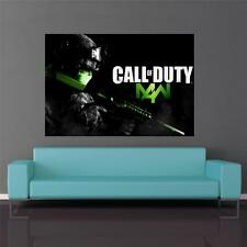 CALL OF DUTY GHOSTS GAMING GAME POSTER A1/A2 WALL ART PRINTED GI_750