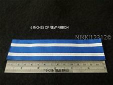 FULL SIZE NATO NON ARTICLE 5 ISAF AFRICA NTM IRAQ MEDAL RIBBON CHOICE LISTING