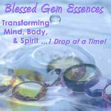 Gem Essences / Crystal Elixirs (+Bonuses) Natural Energetic Vibrational Remedies