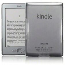 Amazon Kindle 4 Case Cover - Snap-on Rigid Plastic Hard Protective Shell