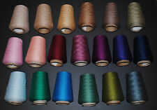CRYSTAL PALACE SIX-TWO YARN 6/2 PLY- WEAVE EMBROIDERY CROCHET KNIT GREAT PRICE
