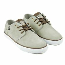 DC SHOE CO STUDIO S COBBLESTONE GREY MEN PRO SKATE SK8 SHOE STREET FOOTWEAR NEW