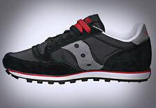 Saucony Jazz Low Pro  Mens Running sneakers Black/Grey/Red  2866-7