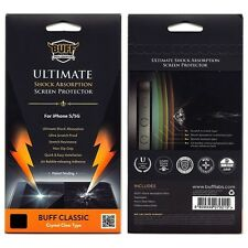 BUFF Ultimate Shock Absorption iPhone Screen Protector