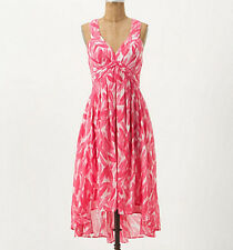 New Anthropologie  Shaped Feather Dress  Size 2P