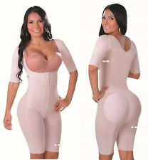 BODY SHAPEWEAR WITH SLEEVES- FAJA  COLOMBIANA  CON MANGAS
