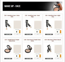 MAKE UP - FACE,Colour&Care Cream,Light Concealer,Advanced Foundation