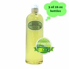 KUKUI NUT OIL BY DR.ADORABLE ORGANIC 100 % PURE COLD PRESSED 2oz 4 oz-UP TO 7LB