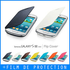 Coque, Housse, Case - Samsung Galaxy S3 Mini i8190 - * NEW FLIP COVER *
