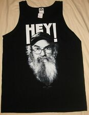 Duck Dynasty HEY! Men's Tank Top Officially Licensed Merchandise
