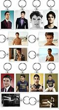 DARREN CRISS GLEE KEYRING / BAGTAG  DIFFRENT ONES TO CHOOSE FROM